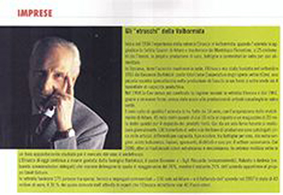 Liguria Business Journal - Gli Etruschi in Valbormida