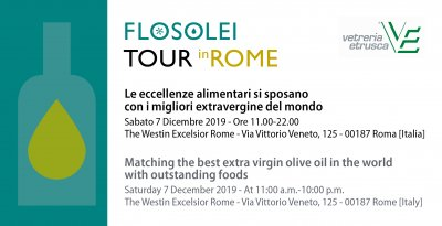 FLOS OLEI Tour In Rome