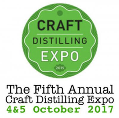 THE FIFTH ANNUAL CRAFT DISTILLING EXPO