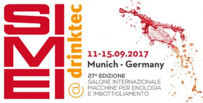 VETRERIA ETRUSCA AT SIMEI@DRINKTEC 2017