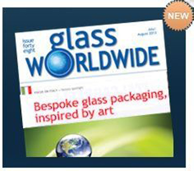 "Vetreria Etrusca sul magazine ""Glass Worldwide"""