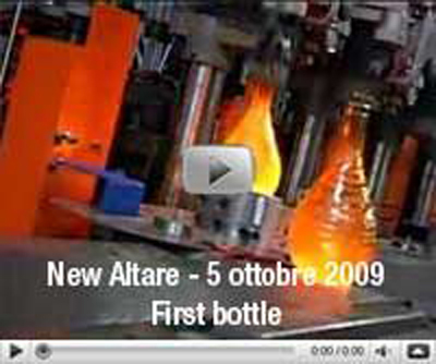 New Altare First Bottle